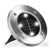 Светильник Disk lights на солнечных батареях, фото 2