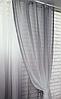 Комплект готовых штор с тюлем для гостиной, фото 3