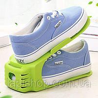 Подставки для обуви SHOES HOLDER В КОРОБКЕ 6 штук, фото 2