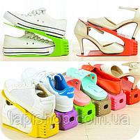 Подставки для обуви SHOES HOLDER В КОРОБКЕ 6 штук, фото 7