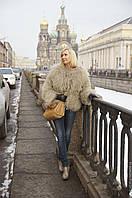 Кожушок жіночий з лами, фото 1
