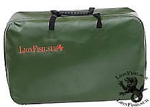 Сумка Саквояж LionFish.sub «Карповая» для карпятников. Герметичный кейс для Рыбацкого, Подводного Снаряжения