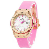 Hublot Pink-Gold-White