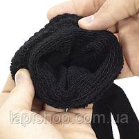 Перчатки iGlove для сенсорных экранов Black, фото 4