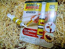 Гель от тараканов и насекомых Roach Doctor Cockroach Gel Эффективное средство универсальный шприц 30 г