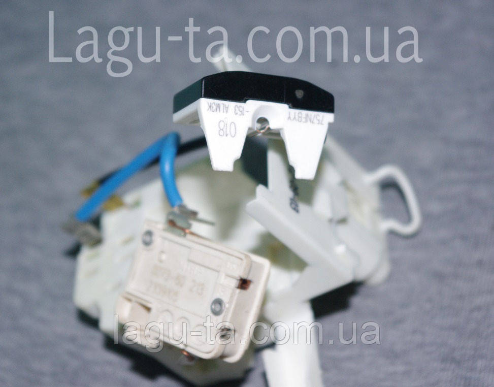 Реле пусковое в сборе с реле тока для компрессора Aspera NE1121Z аспера. MTRP 0073-60 + 757NFBYY