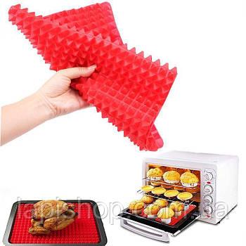 Силиконовый коврик для выпечки Pyramid Pan пирамидки