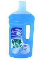 Жидкость для мытья керамической плитки Gold Drop 1л с силиконом