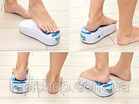 Роликовая пилка для стоп Step Pedi Массажер для ног и пяток, фото 2