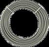 Трос оцинкований в обплетенні Ø 6,0/7,0 мм * 50 м