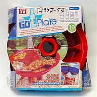 Набор тарелок для пикника The Go Plate, фото 3