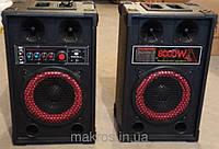 Активная акустика 801 USB Колонки