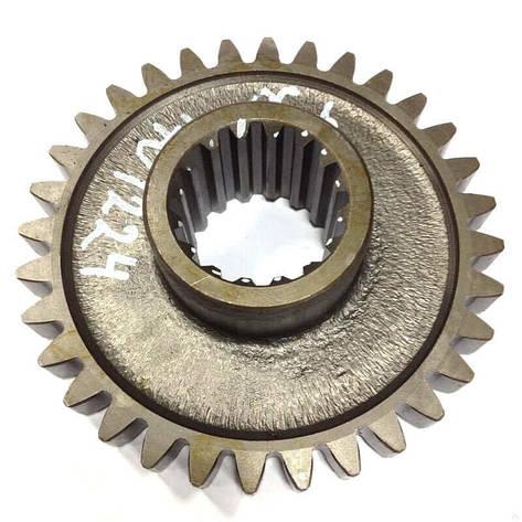 Шестерня ведомая привода ходоуменшителя МТЗ z=32, фото 2