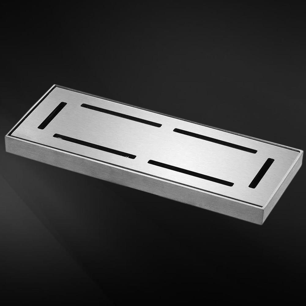 А4 Душевой канал MAGdrain  матовый 80х200 мм с сухим магнитным сифоном Н-80