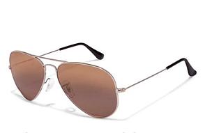 Мужские солнцезащитные очки в стиле RAY BAN 3025,3026 (003/3E) Lux
