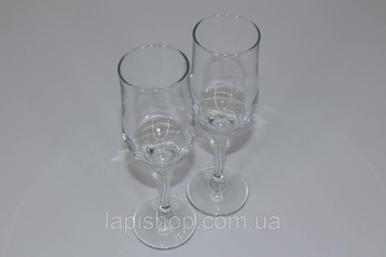 Набор бокалов для шампанского vita glass kouros 185мл (цена за набор 6шт)