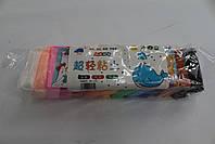 Пластилин керамика 12 цветов для лепки, фото 4
