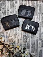 Кошелек визитница Micro Wallet черный