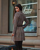 Женское платье-пиджак с длинными рукавами / XS-L, разные цвета, AL-Пл-пиджак, фото 3