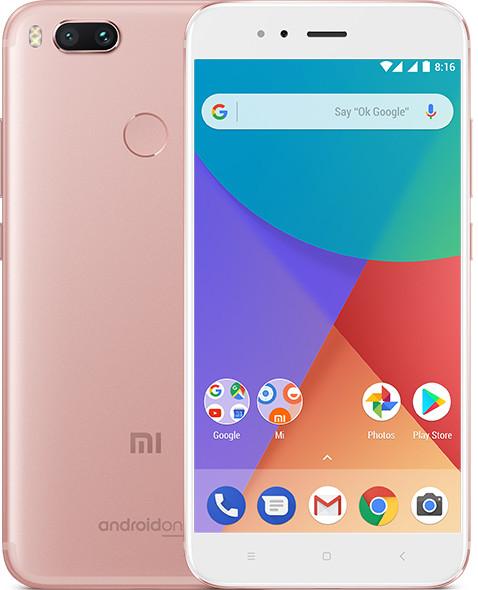 Xiaomi Mi A1 4/64GB Rose Gold Grade C Б/У