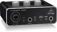 USB аудиоинтерфейс Behringer UM2
