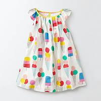 Платье для девочки Мороженое Little Maven (18 мес)