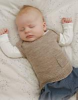 Перевод описания детского жилета    «Baby Pockets»