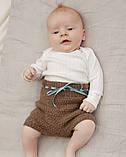 Опис в'язання дитячих штанців «Shorts and Sweet», фото 2