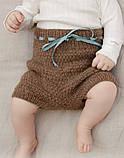 Опис в'язання дитячих штанців «Shorts and Sweet», фото 3