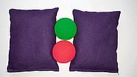Мешочки сенсорные и мячи для мозжечковой стимуляции