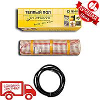 Нагревательный мат IN-THERM ECO 6,4 м кв./1300 Вт для укладки под плитку в плиточный кле