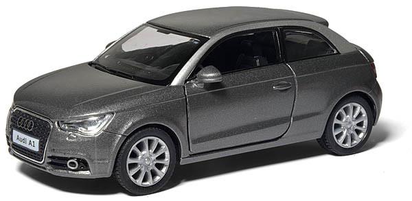 Машина. Автомодель металлическая 1:32 Audi A1 KT5350W Kinsmart