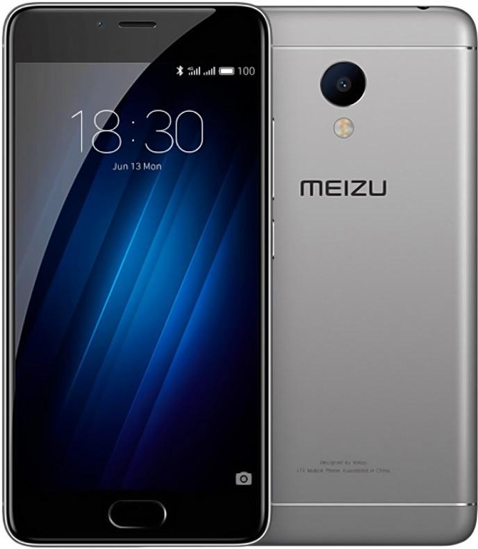 Meizu M3s 32GB Grey Grade B1 Б/У