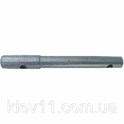 Ключ торцевий двосторонній (трубка) 7х8мм точений (Харків) ТР0708ТОЧ