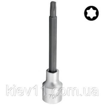 """Бита-головка TORX TOPTUL T45 L120мм 1/2"""" BCGA1645"""