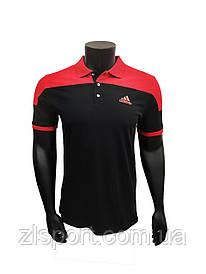 Мужская футболка, тенниска adidas с воротником, поло Турция
