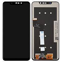 Дисплей Xiaomi Redmi Note 8T(M1908C3XG) с тачскрином , Black (Original PRC)