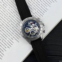 Rolex 350501 Silver-Black Rubber