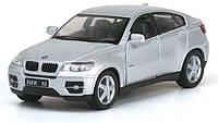 Машина. Автомодель металлическая 1:32 BMW X6 KT5336W Kinsmart