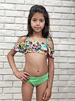 Раздельный купальник для девочки Keyzi , Польша