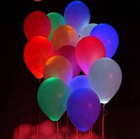 Світиться повітряна куля з діодом (НЛО)