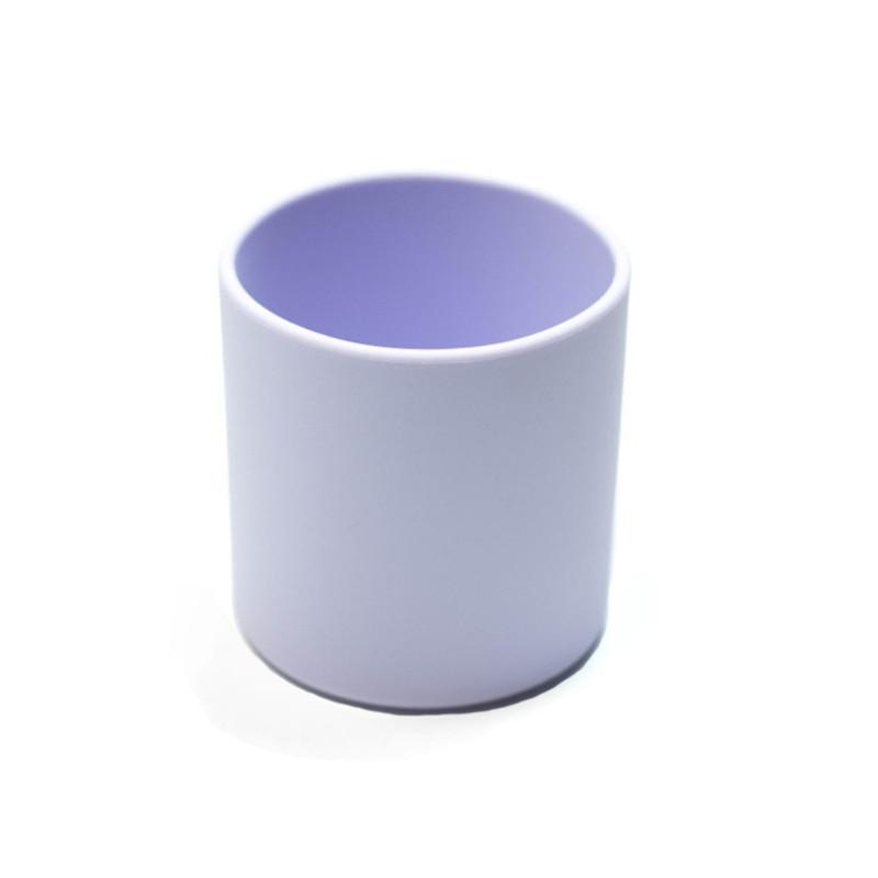 Склянку з харчового силікону SLINGOPARK (бузковий)