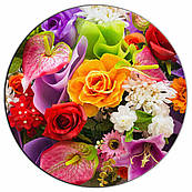 Квіти 6 вафельна картинка