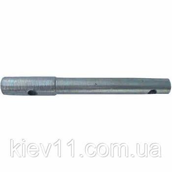 Ключ торцевой трубчатый 9х11мм тонкий (Харьков) ТР0911ТОНК
