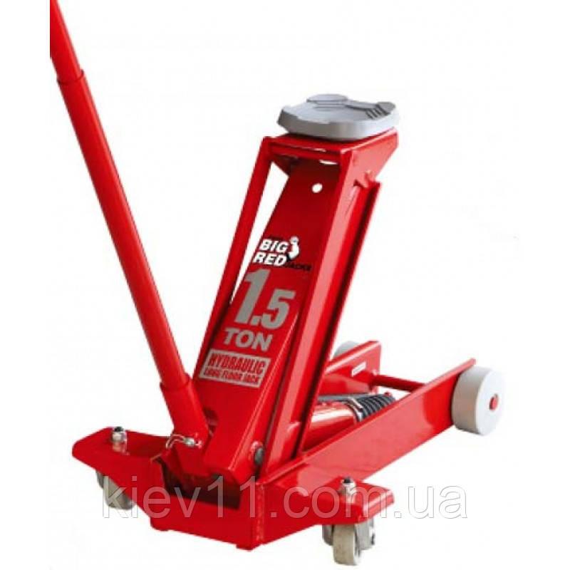 Домкрат подкатной профессиональный 1,5т 130-535 мм TORIN TR15006