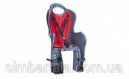 Заднее детское велокресло с креплением на багажник Elibas HTP DESIGN, Италия