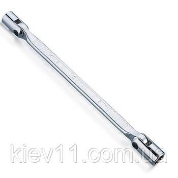 Ключ торцовый шарнирный двухсторонний TOPTUL 8х9мм AEEC0809