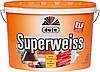 Dufa Superweiss (Дюфа супервейс) D4 Суперстойкая виниловая краска 10 л