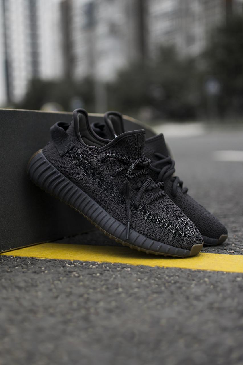 Чоловічі кросівки Adidas Yeezy 350 Cinder , Репліка
