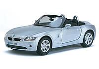 Машина. Автомодель металлическая 1:32  BMW Z4 KT5069W Kinsmart
